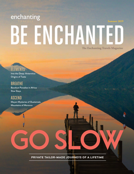 Be Enchanted Magazine: Go Slow 2019 edition