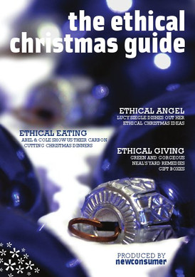 The Ethical Christmas Guide