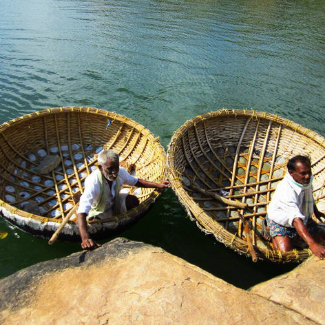 Finding the Coracle