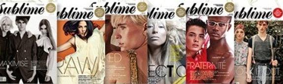 Sublime magazine