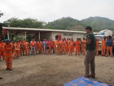 DNIT realiza atividades relacionadas ao Dia Mundial da Saúde na BR-381
