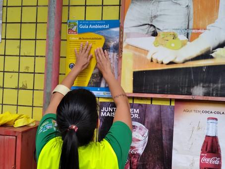 DNIT realiza campanhas informativas para usuários e trabalhadores da BR-381/MG