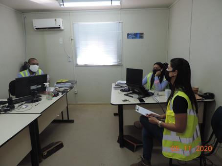 DNIT inicia ações para sensibilizar trabalhadores na BR-381/MG contra a dengue