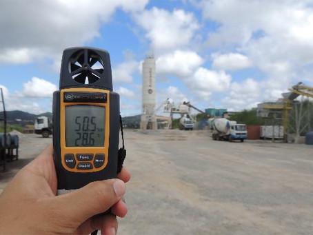 Conheça o Programa de Controle da Qualidade do Ar, realizado na duplicação da BR-381/MG