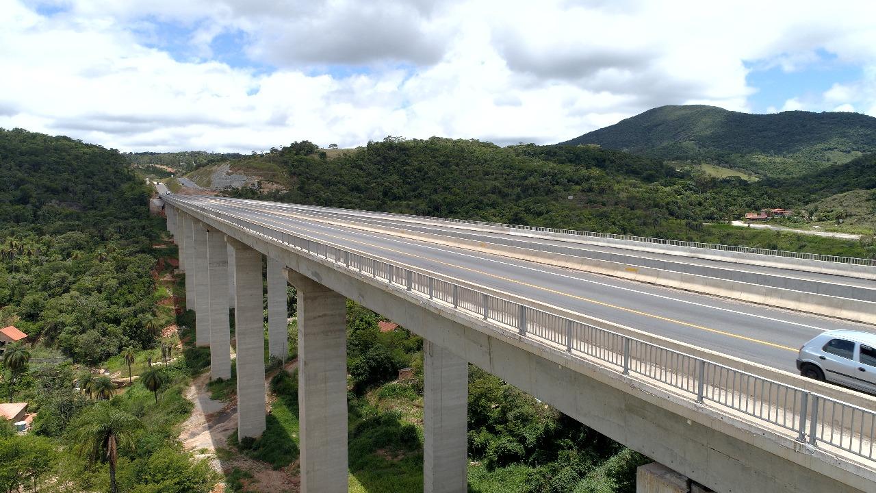 Viaduto de 600m