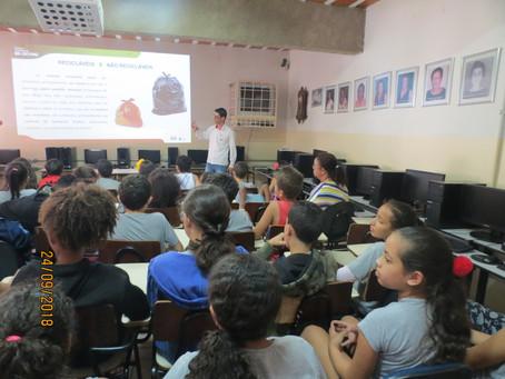 Gestão Ambiental da BR-381/MG organiza conteúdo online sobre Educação Ambiental para professores