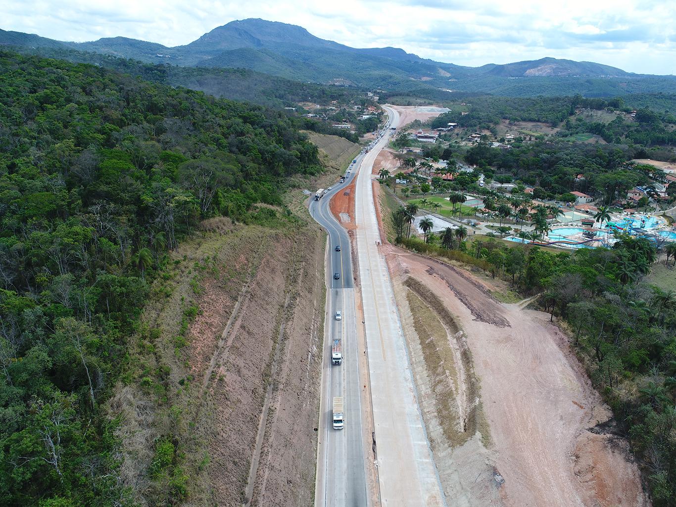 Trevo de Taquaraçu de Minas
