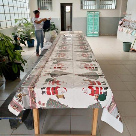 Construtora da duplicação na BR-381/MG doa móveis e utensílios para escola de Caeté