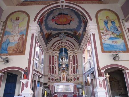 Igreja Matriz de Bom Jesus do Amparo