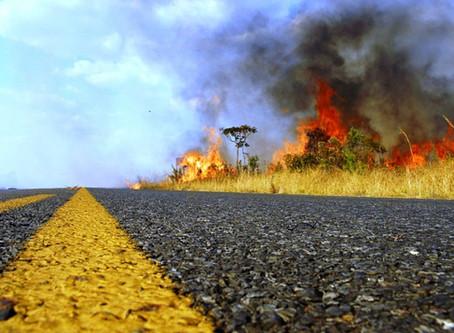 DNIT e Gestão Ambiental produzem campanha contra queimadas próximas da BR-381/MG