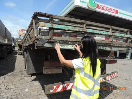 DNIT faz campanha contra dengue para motoristas na BR-381/MG