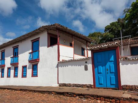Museu do Ouro em Sabará/MG