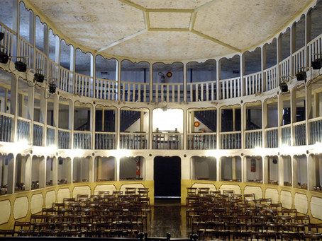 Teatro Municipal ou Casa de Ópera – Sabará/MG