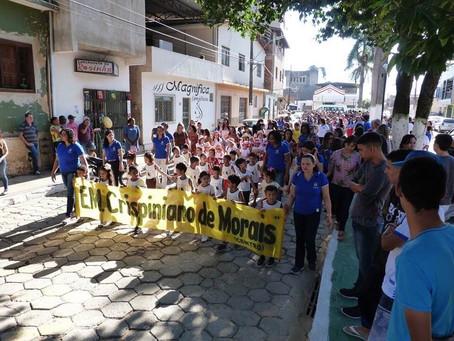 Antônio Dias celebra 313 anos com atividades para a população