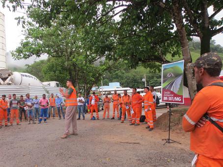 Equipe de Educação Ambiental realiza atividades em alusão ao Dia Mundial da Água