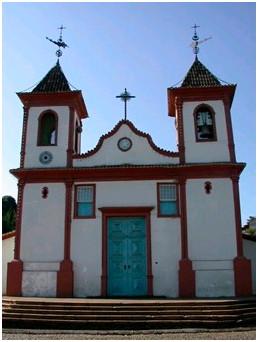 As mais belas igrejas históricas de Sabará - Igreja Matriz de Nossa Senhora da Conceição