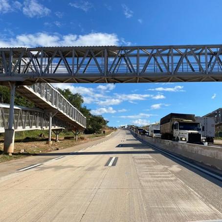BR-381/MG: os riscos de utilizar passagens para pedestres com veículos