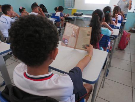 4.400 alunos da região participam de atividades de educação ambiental e patrimonial
