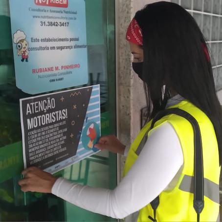 DNIT amplia diálogo com comunidades lindeiras da BR-381/MG através da Educação Ambiental