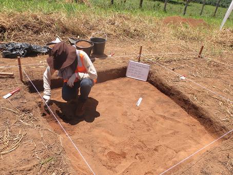 DNIT promove resgate de sítios arqueológicos