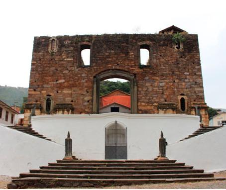 As mais belas igrejas históricas de Sabará: igreja de Nossa Senhora do Rosário