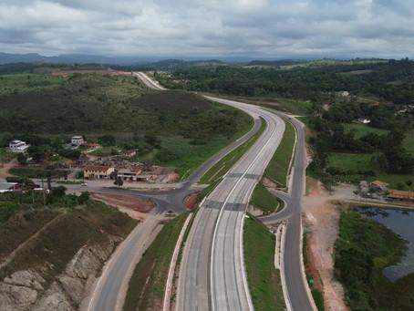 Governo Federal libera mais 9 quilômetros de pista duplicada na BR-381/MG