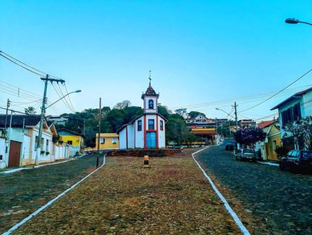 As mais belas igrejas históricas de Sabará - Igreja de Nossa Senhora do Ó