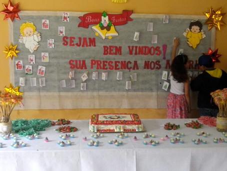 DNIT realiza doação de brinquedos para escola em Antônio Dias
