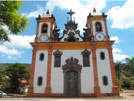 As mais belas igrejas históricas de Sabará