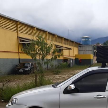 DNIT usa carro de som em campanha contra o mosquito transmissor da dengue, na BR-381/MG