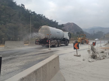 DNIT alerta para trabalhos no km 297 da BR-381/MG