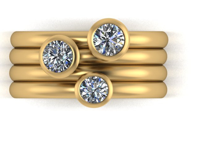 UPCYCLED DIAMONDS