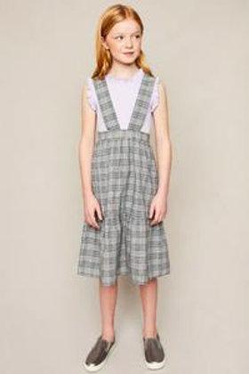 Karli Overall Girls Dress