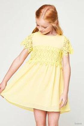 Kate Lace Girls Dress