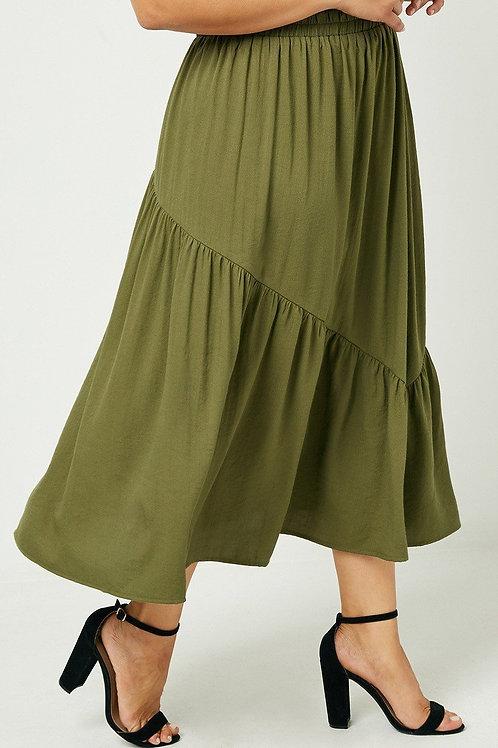 Olive Skirt