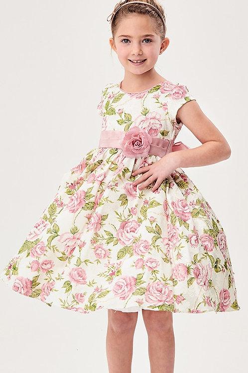 Aleynah Floral Dress