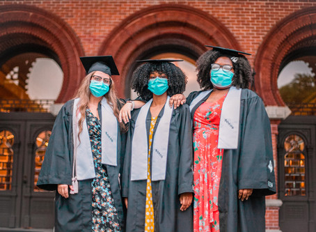Navigating The Challenges of Our 2020 Grad