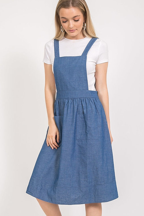 Riley Overall Dress