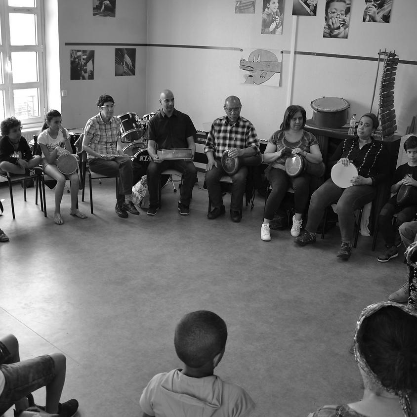 Atelier transmission #1- Initiation aux musiques du Maghreb et du Machrek
