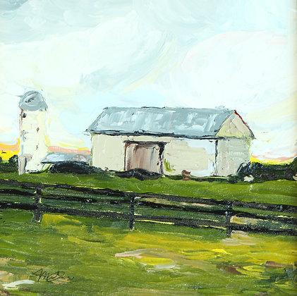Virginia Barn     6x6