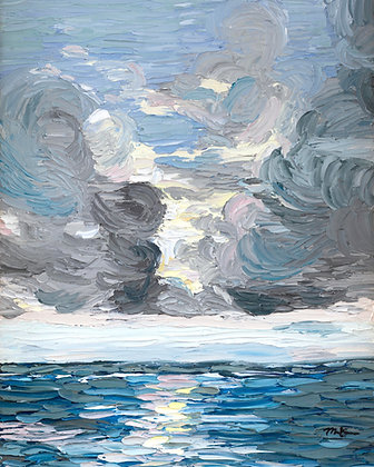 Reflections on a Storm