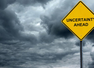 Risk vs uncertainty: why the COVID-19 challenge is so difficult
