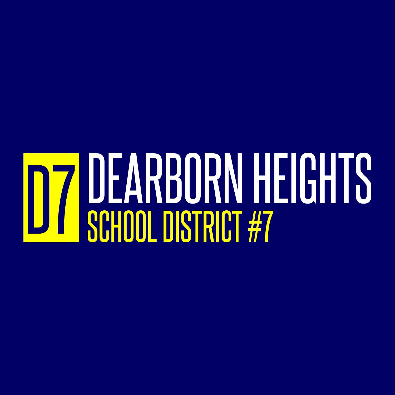 Dearborn heights sh dist logo