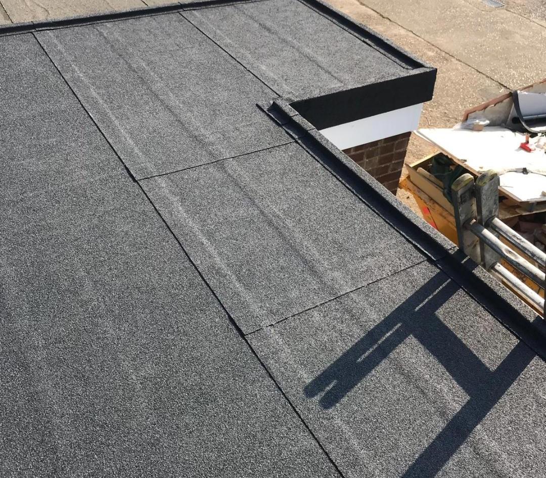 Felt Roofing Harlow Roofer