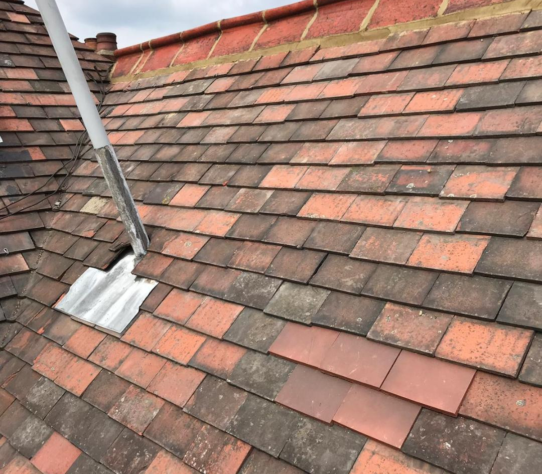 Roof Tiling Domestic Roofing