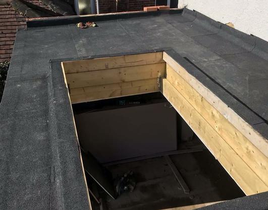 Felt Roofing Service