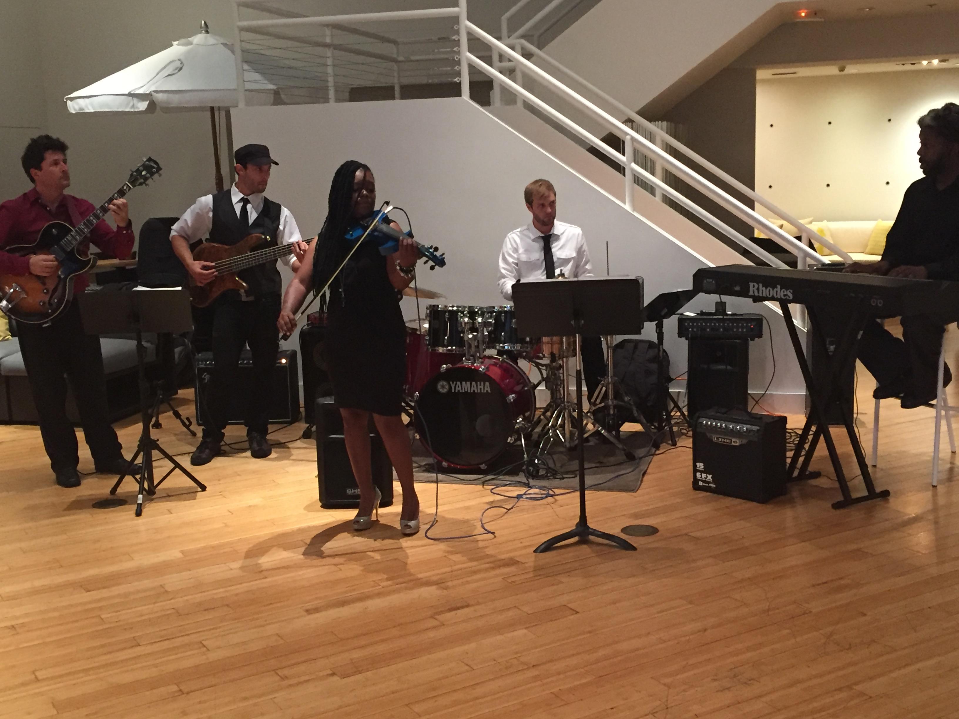 Wine & Jazz Fundraiser