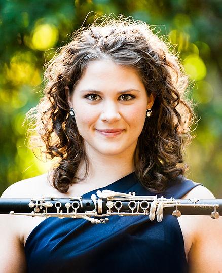 clarinet Kristina Setka