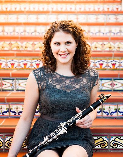 clarinetist clarinet lessons Fairport, Brighton, Pittsford, Victor, Canandaigua NY