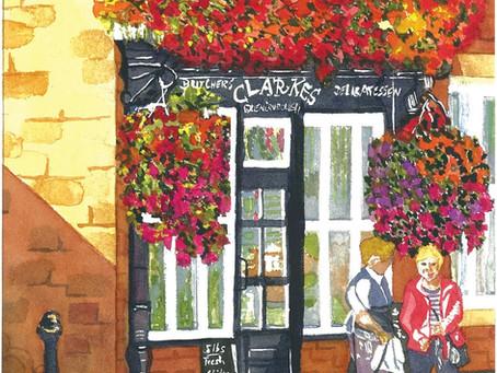 Clarkes in Bloom